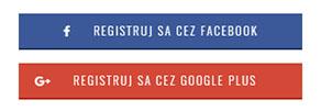 facebook registracia google+