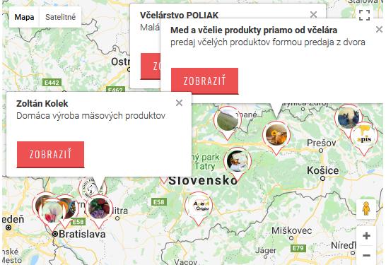 Slovenske farmy a slovenskí prvovýrobcovia